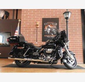 2018 Harley-Davidson Touring Ultra Limited for sale 200741607