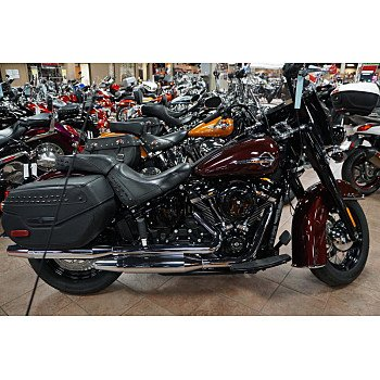 2018 Harley-Davidson Touring Heritage Classic for sale 200743570