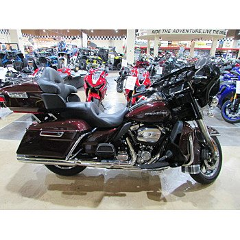 2018 Harley-Davidson Touring Ultra Limited for sale 200744879