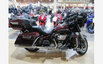 2018 Harley-Davidson Touring Ultra Limited for sale 200744879