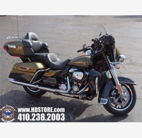 2018 Harley-Davidson Touring Ultra Limited for sale 200789541