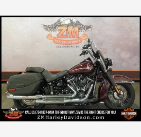 2018 Harley-Davidson Touring Heritage Classic for sale 200791003