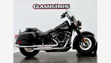 2018 Harley-Davidson Touring Heritage Classic for sale 200798077