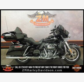 2018 Harley-Davidson Touring Electra Glide Ultra Classic for sale 200799584