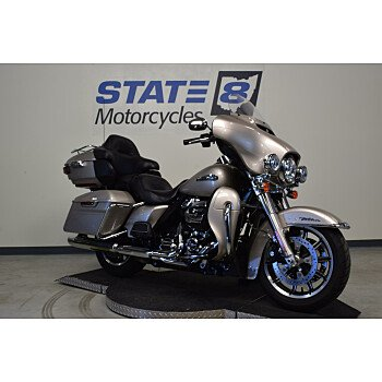2018 Harley-Davidson Touring Electra Glide Ultra Classic for sale 200804390