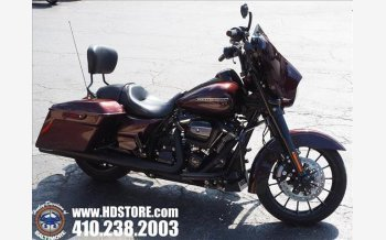 2018 Harley-Davidson Touring Street Glide Special for sale 200806280