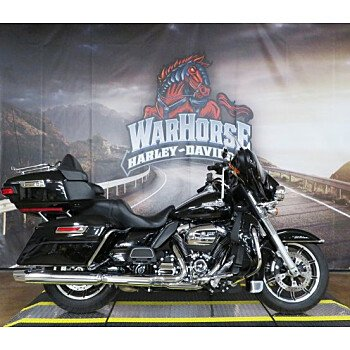 2018 Harley-Davidson Touring Electra Glide Ultra Classic for sale 200811999