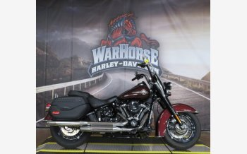2018 Harley-Davidson Touring Heritage Classic for sale 200812084