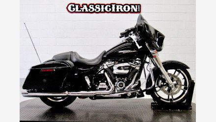 2018 Harley-Davidson Touring Street Glide for sale 200814226