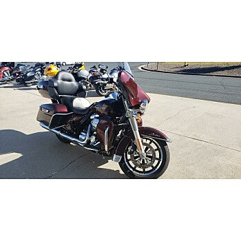 2018 Harley-Davidson Touring Ultra Limited Low for sale 200827845