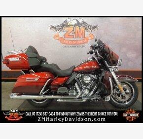 2018 Harley-Davidson Touring for sale 200832946