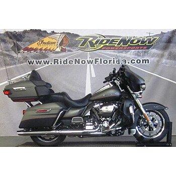 2018 Harley-Davidson Touring Ultra Limited for sale 200840257