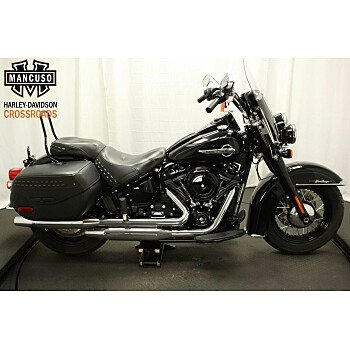 2018 Harley-Davidson Touring Heritage Classic for sale 200840531