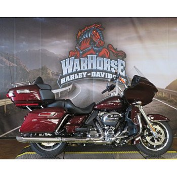 2018 Harley-Davidson Touring Road Glide Ultra for sale 200842006