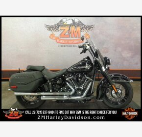 2018 Harley-Davidson Touring Heritage Classic for sale 200845712