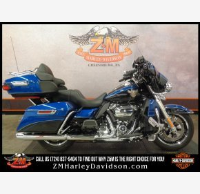 2018 Harley-Davidson Touring for sale 200851991