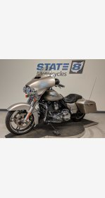 2018 Harley-Davidson Touring Street Glide for sale 200852412