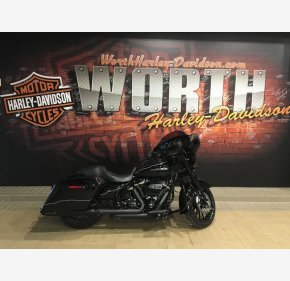 2018 Harley-Davidson Touring Street Glide Special for sale 200871096