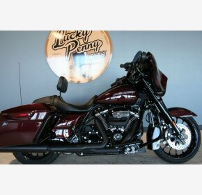 2018 Harley-Davidson Touring Street Glide Special for sale 200877109