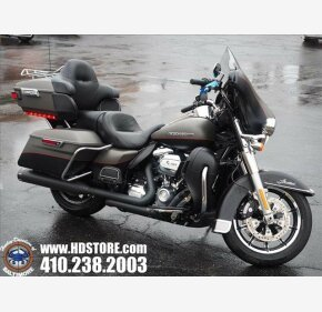2018 Harley-Davidson Touring Ultra Limited for sale 200879635