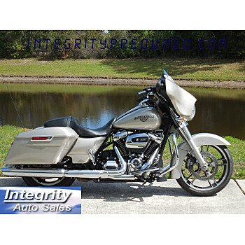 2018 Harley-Davidson Touring Street Glide for sale 200881678