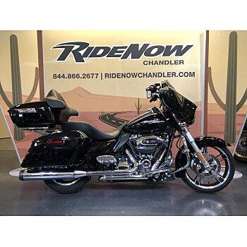 2018 Harley-Davidson Touring Street Glide for sale 200882099