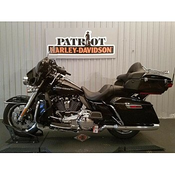 2018 Harley-Davidson Touring Ultra Limited for sale 200892841