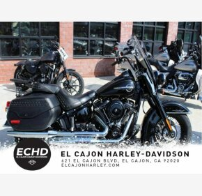 2018 Harley-Davidson Touring Heritage Classic for sale 200901530