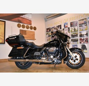 2018 Harley-Davidson Touring Ultra Limited for sale 200903528