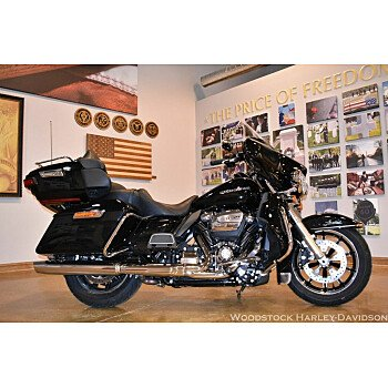 2018 Harley-Davidson Touring Ultra Limited for sale 200903528