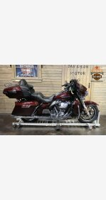 2018 Harley-Davidson Touring Ultra Limited for sale 200904977