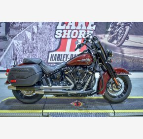 2018 Harley-Davidson Touring Heritage Classic for sale 200905247