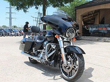 2018 Harley-Davidson Touring Street Glide for sale 200909794