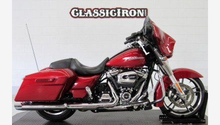 2018 Harley-Davidson Touring Street Glide for sale 200934313