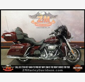 2018 Harley-Davidson Touring Ultra Limited for sale 200934920