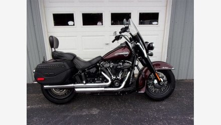 2018 Harley-Davidson Touring Heritage Classic for sale 200949726