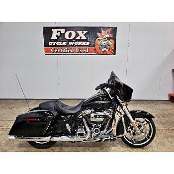 2018 Harley-Davidson Touring Street Glide for sale 200950142