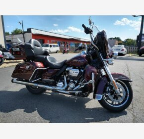2018 Harley-Davidson Touring Ultra Limited for sale 200958348