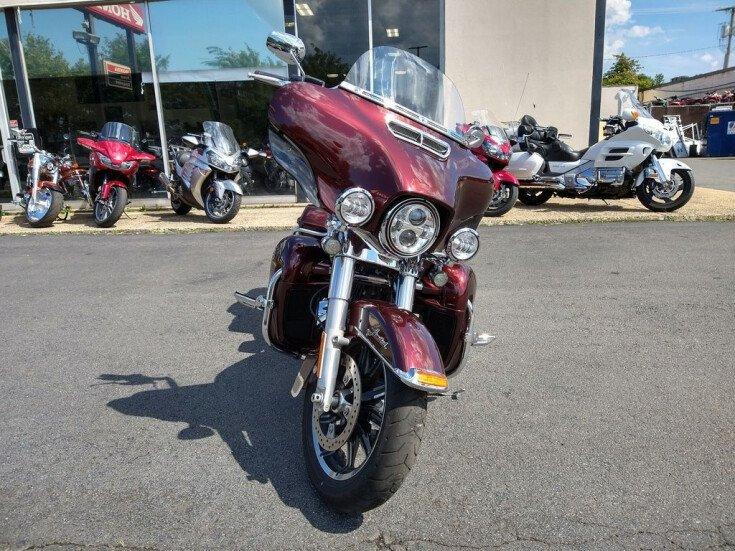 2018 Harley-Davidson Touring Ultra Limited for sale 200958348