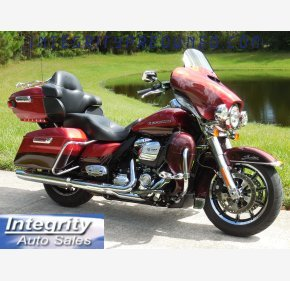 2018 Harley-Davidson Touring Ultra Limited Low for sale 200976696