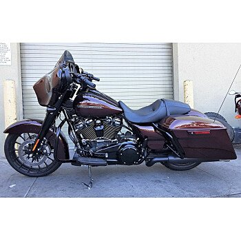2018 Harley-Davidson Touring Street Glide Special for sale 200988461