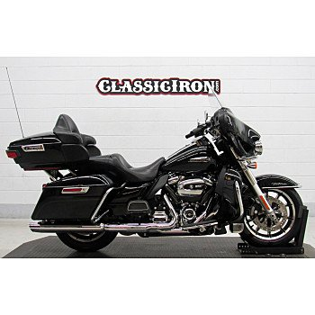 2018 Harley-Davidson Touring Electra Glide Ultra Classic for sale 201012014