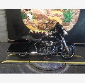 2018 Harley-Davidson Touring Street Glide for sale 201023581