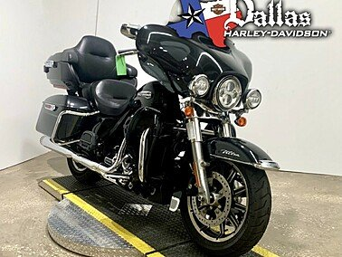 2018 Harley-Davidson Touring Electra Glide Ultra Classic for sale 201023638