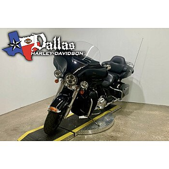 2018 Harley-Davidson Touring Ultra Limited for sale 201023639