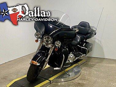 2018 Harley-Davidson Touring Ultra Limited for sale 201023646