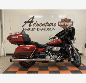 2018 Harley-Davidson Touring Ultra Limited for sale 201024910