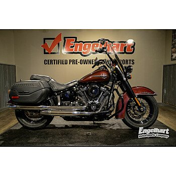 2018 Harley-Davidson Touring Heritage Classic for sale 201039357