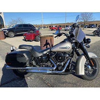 2018 Harley-Davidson Touring Heritage Classic for sale 201048043