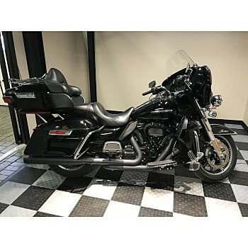 2018 Harley-Davidson Touring Ultra Limited for sale 201058570